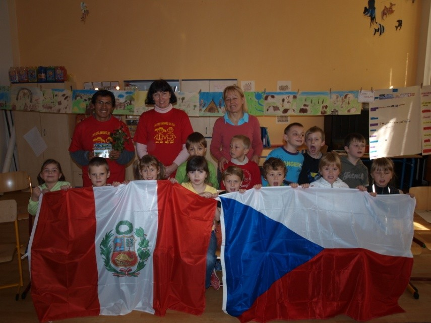 Activities of Inka EF in Czech Rep.